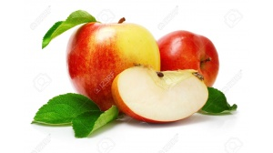4939135-red-apple-fruits-with-cut-and-green-leaves-isolated-on-white-background-stock-photo